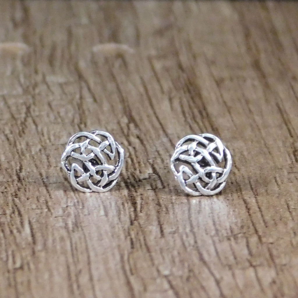 sku copy silver category ms celtic dangle knot earrings sterling ceilidh triangle gift tags bag