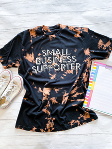 Small Business Supporter Tee