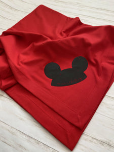 Mousketeer Blanket