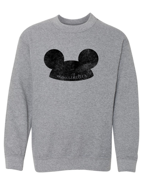 Youth Mousketeer Sweatshirt