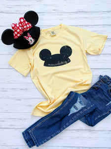 Mousketeer Tee - Ellie + Mae