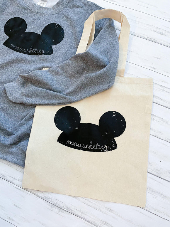 Mousketeer Tote