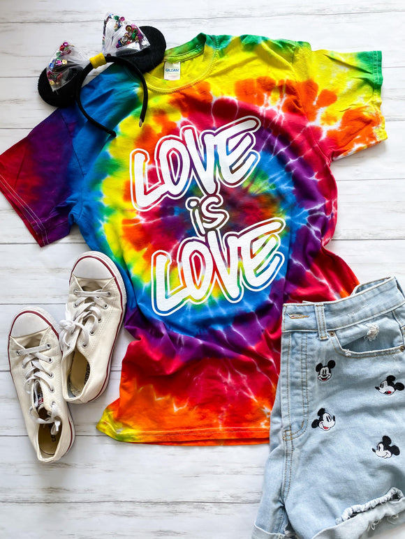 Love is Love Pride Tee