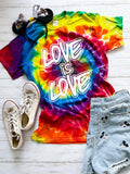 Love is Love Pride Tee - Ellie + Mae