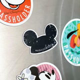 Mousketeer Hat Magnet