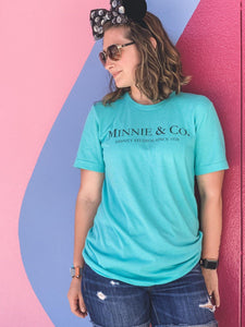 Minnie & Co. Tee - Ellie + Mae