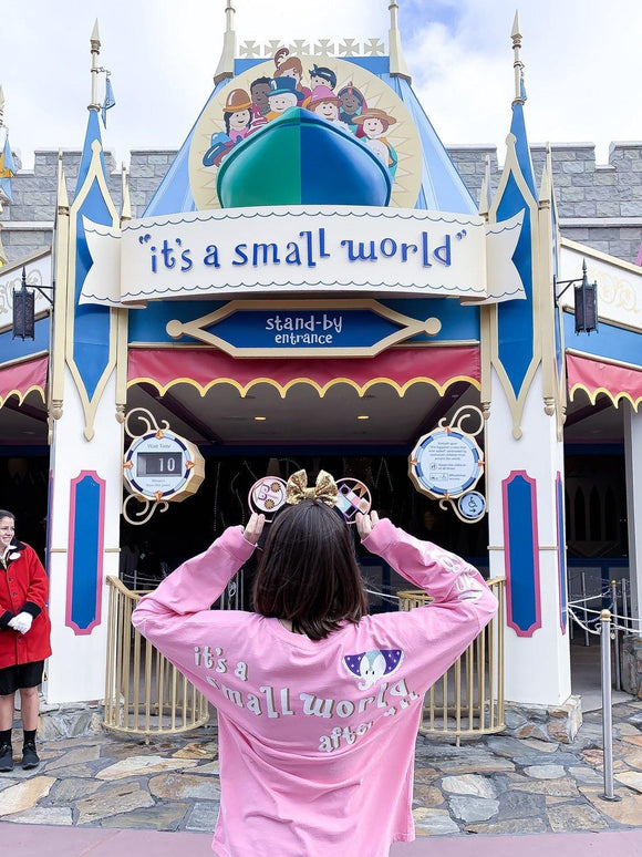 Small World Jersey - Ellie + Mae
