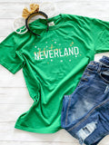 Ready to Ship Off to Neverland Tee