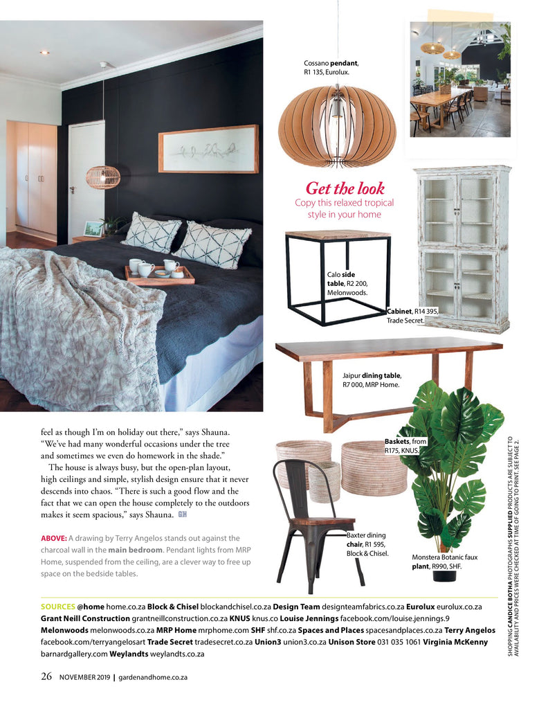 KNUS Garden & Home Mag Nov 2019
