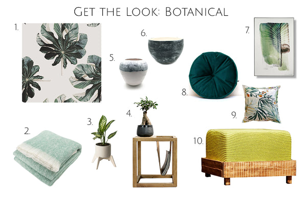 Create a Botanical Home - KNUS