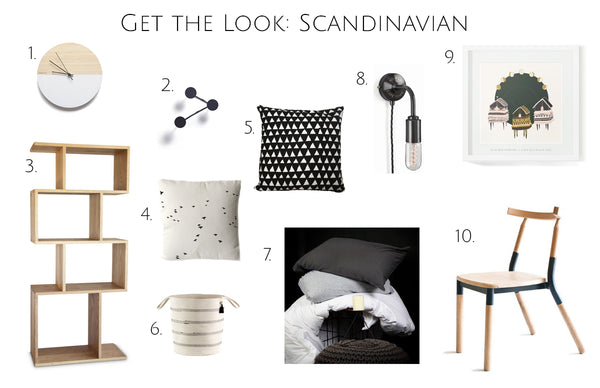 Create this look Scandinavian - KNUS