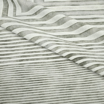 Textured Stripe Fabric - KNUS