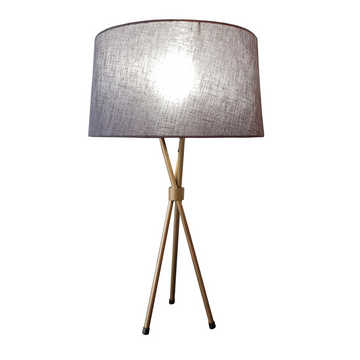Gold Mia Table Lamp - KNUS