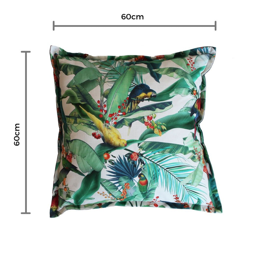 Macaw Prime Scatter Cushion