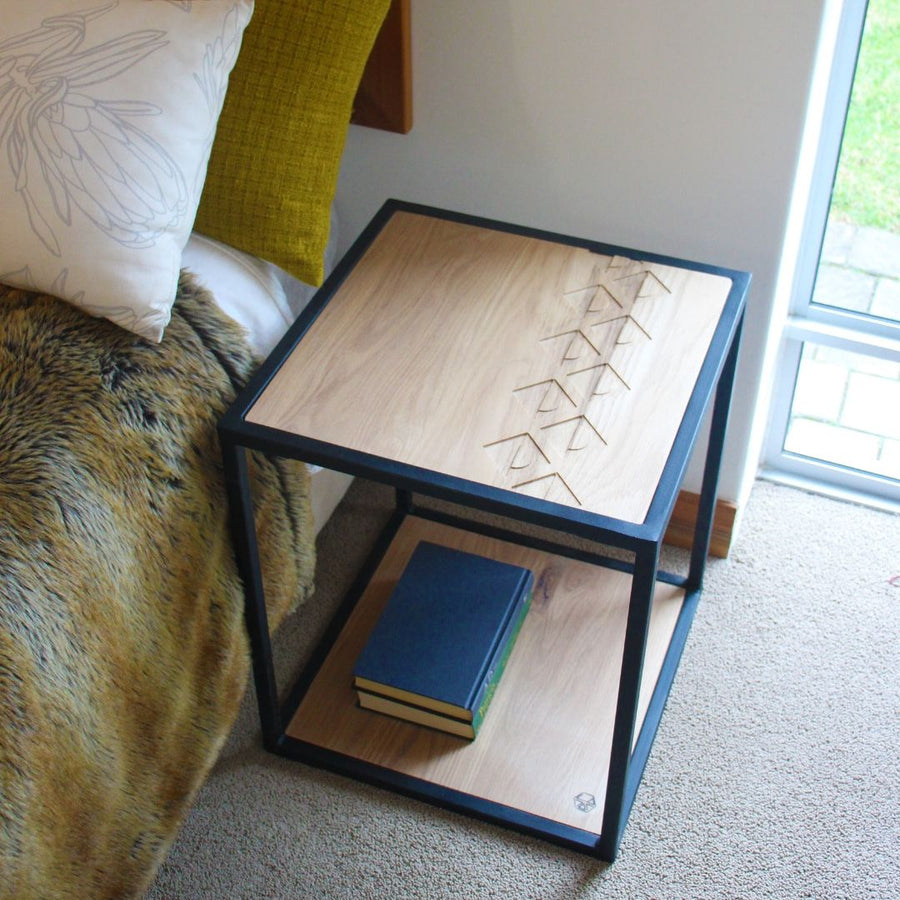 Sunrise Top Side Table