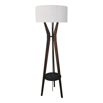 Oryx Black Dwell Floor Lamp - KNUS