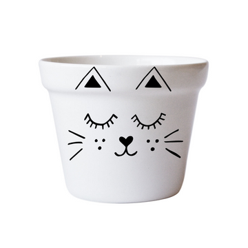 Cutie Cat Planter - KNUS