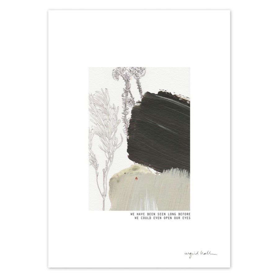 Seen Art Print - KNUS