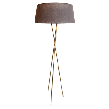 Gold Mia Floor Lamp - KNUS