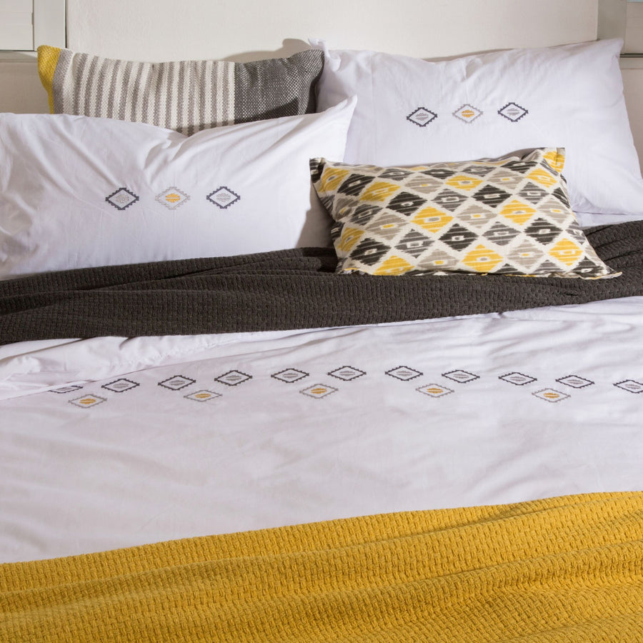 Scandi Duvet Cover Set - KNUS