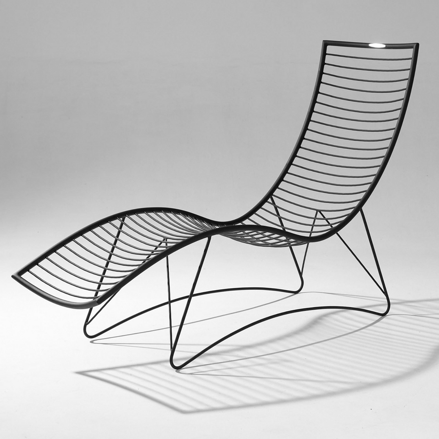 Pod/Curve Lounger Chair