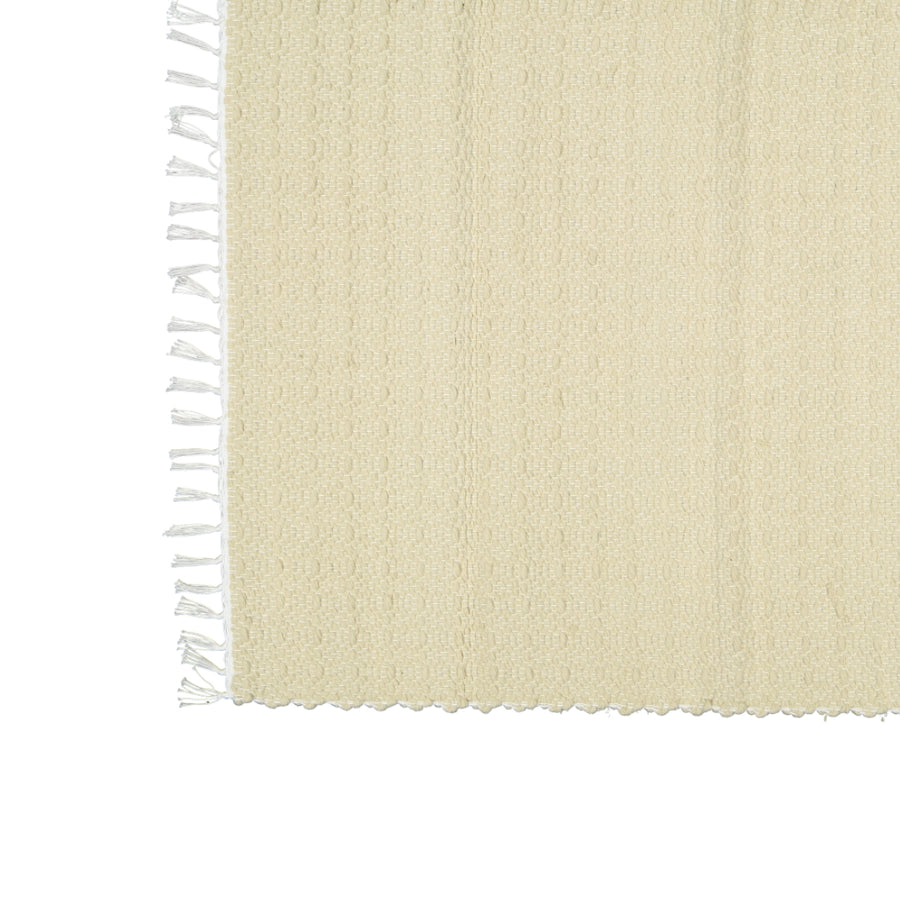 Twill Natural Mat