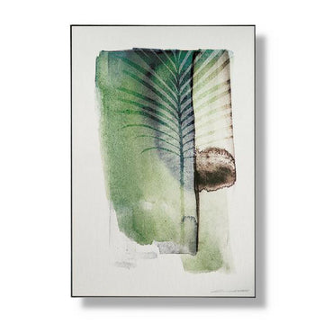 Limited Edition Jurassic Cycad Art - KNUS