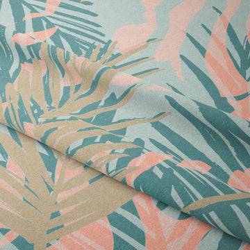 Safari Foliage One Fabric - KNUS