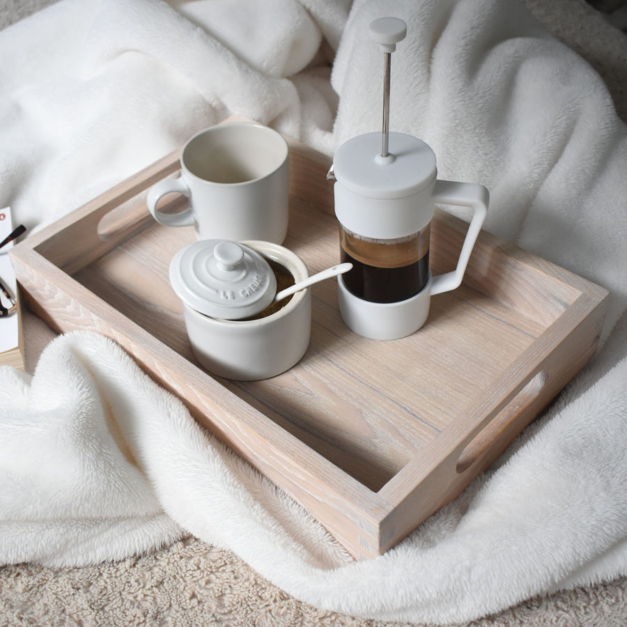 Small Timber Serving Tray
