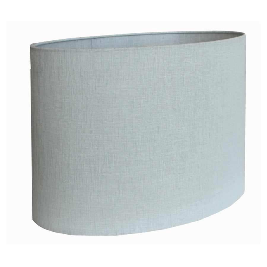 Oval Lampshade - Various Colours