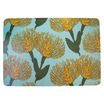 Yellow Pin Cushion Placemat - KNUS