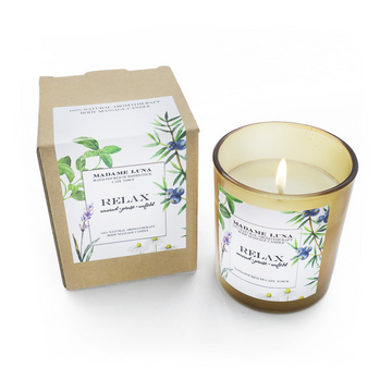Relax Massage Candle - KNUS