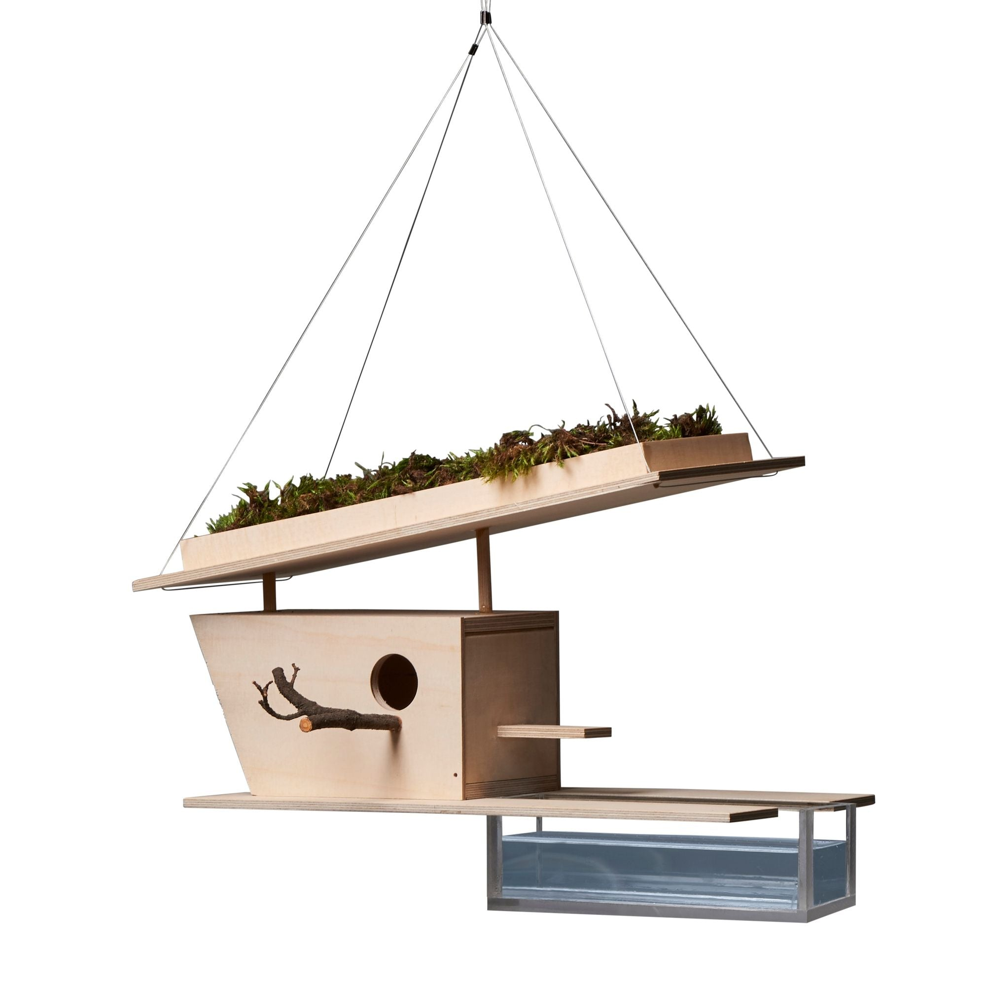 Eco Estate Bird Box - KNUS