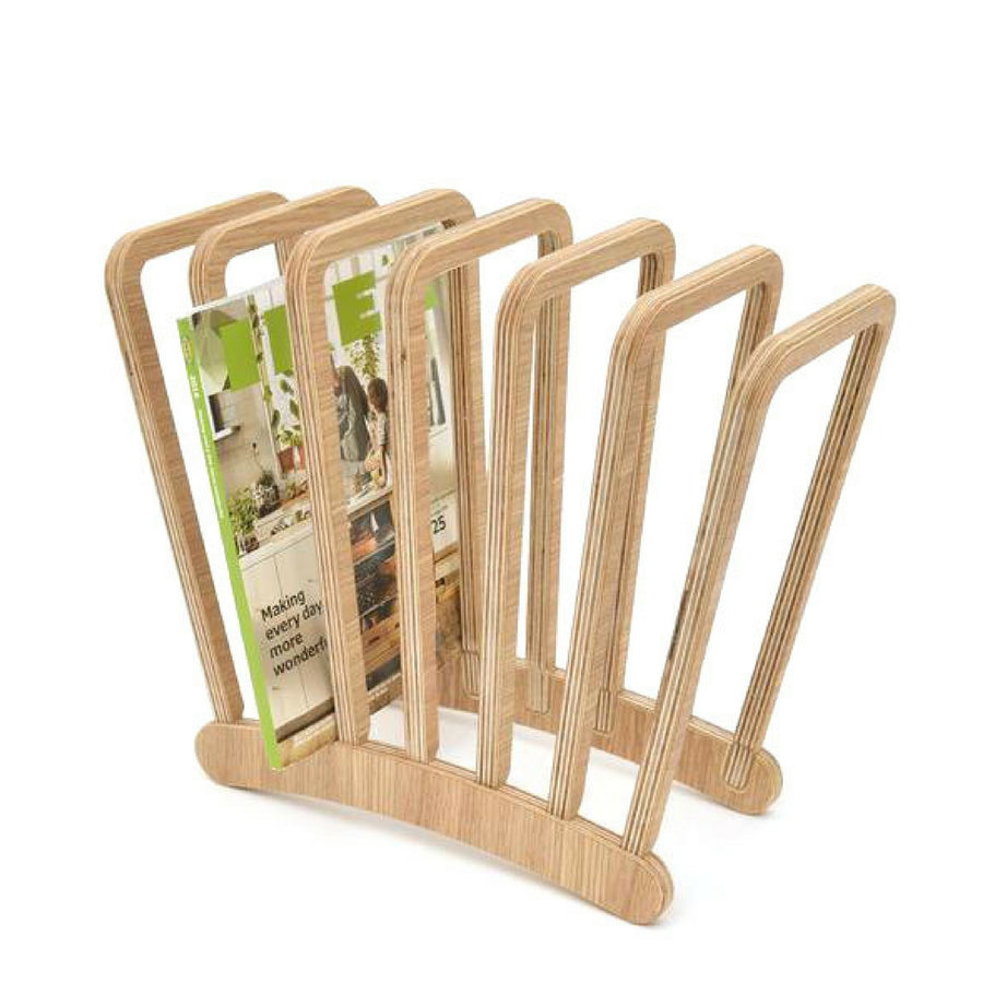 Sherwood Magazine Rack - KNUS