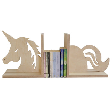 Ivy Unicorn Bookends - KNUS