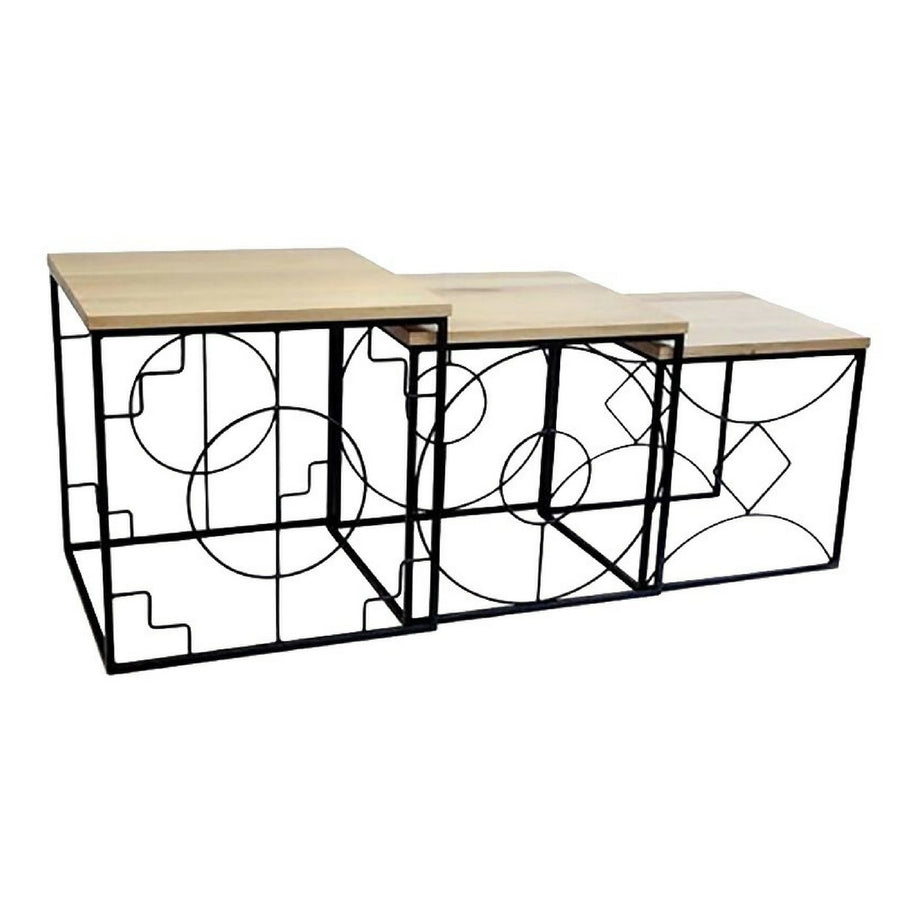 Ndemetric Nesting Tables