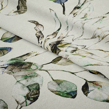 Whimsical Protea Fabric - KNUS