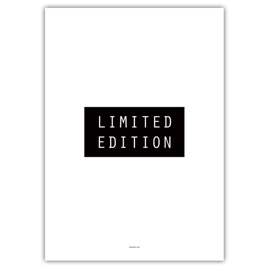 Limited Edition Art Print - KNUS