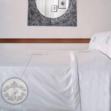 Monogram Duvet Cover Set
