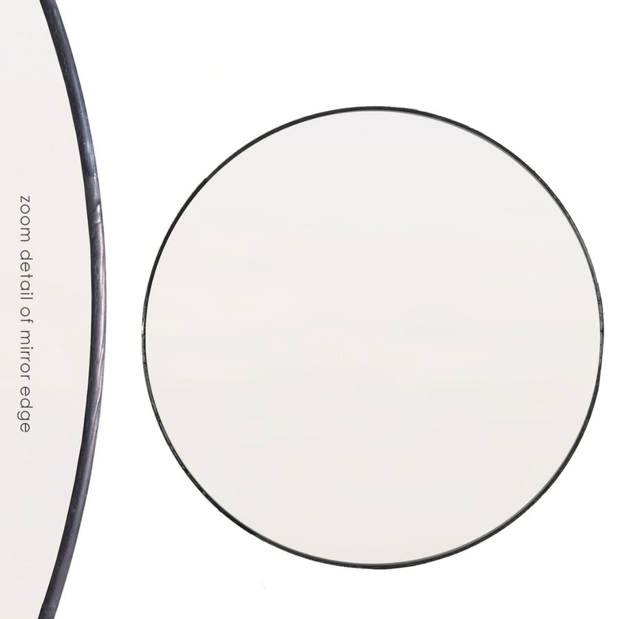 LED Backlit Classic Soft Edge Mirror