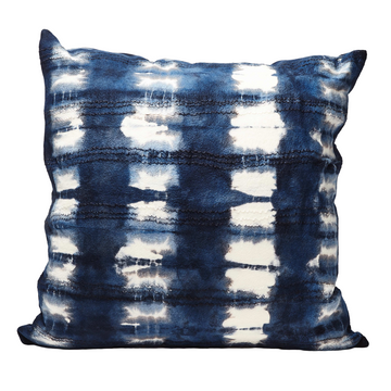 Indigo Adire Cushion Cover - KNUS