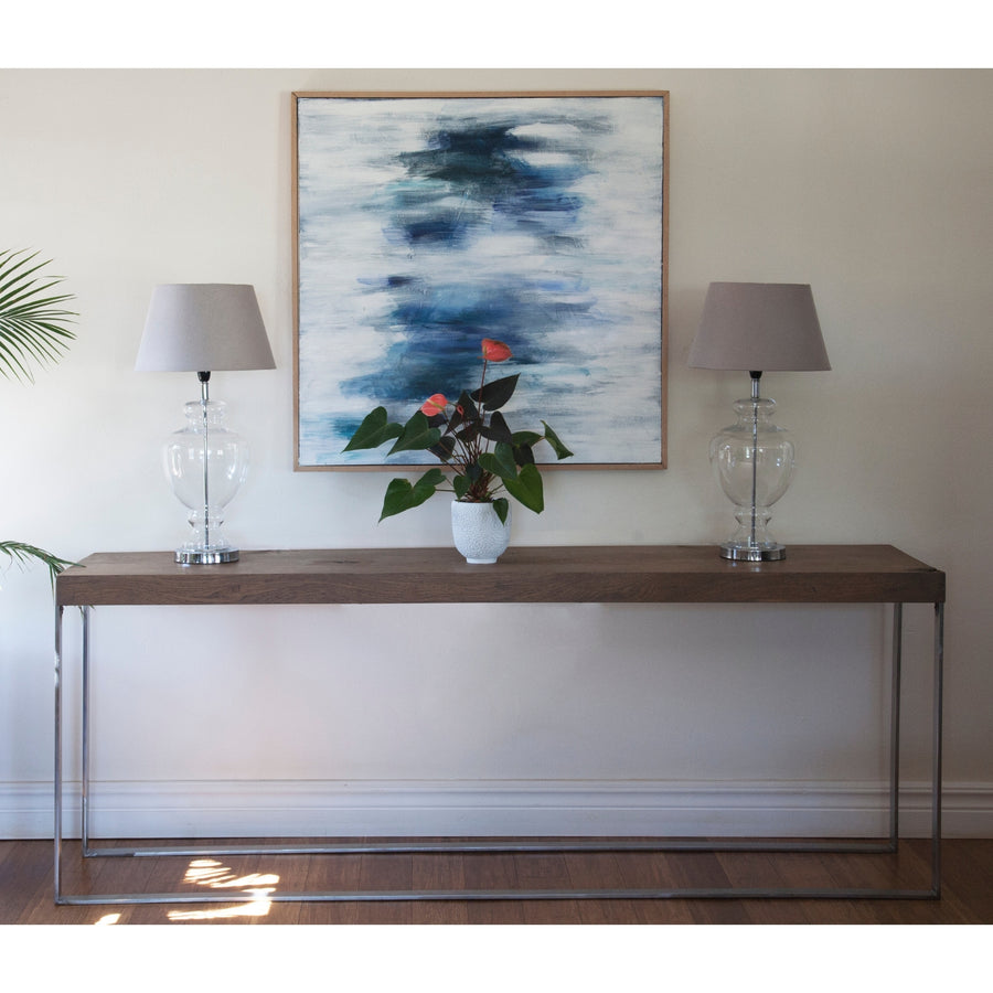 Float Console Table