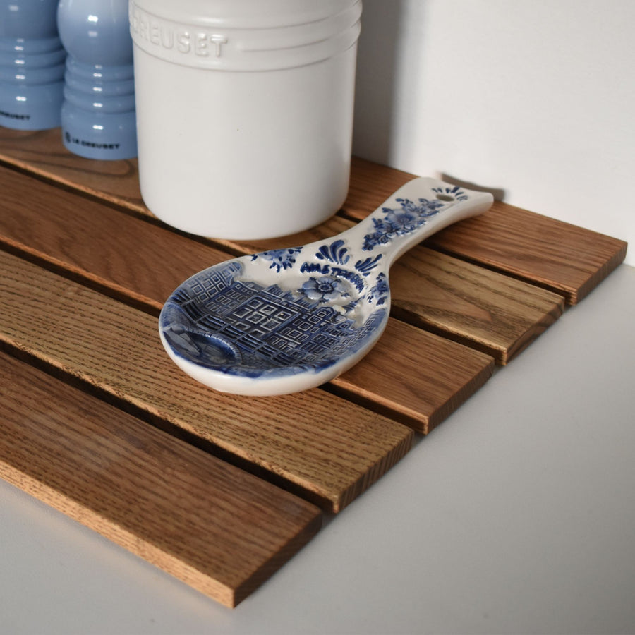 Timber Slatted Placemat