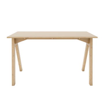 Simple A Desk - Natural - KNUS
