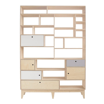 Clifton Bookshelf - KNUS