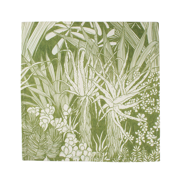 Urban Green Forest Napkin Set - KNUS