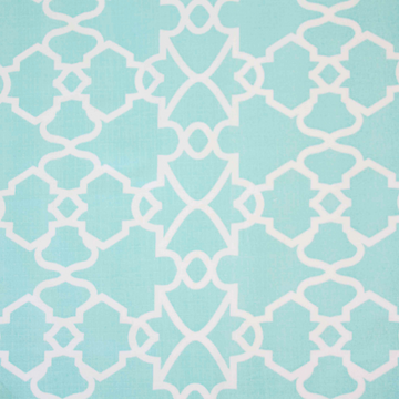 Trellis Spearmint Table Cloth - KNUS