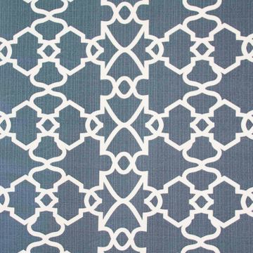 Trellis Denim Table Cloth - KNUS
