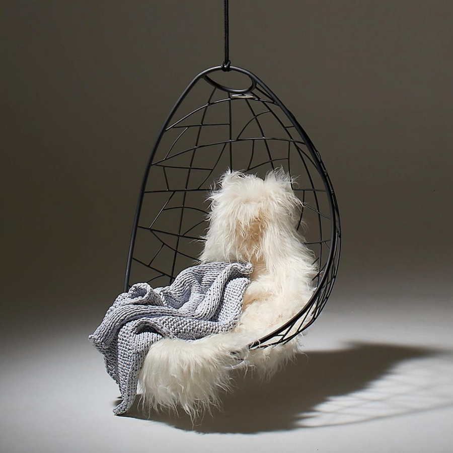 Nest Egg Hanging Swing Chair - KNUS