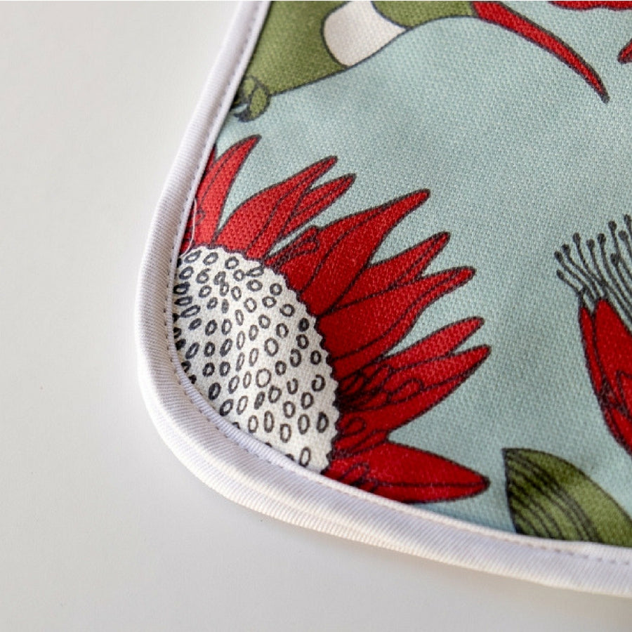 Protea Blue Oven Gloves
